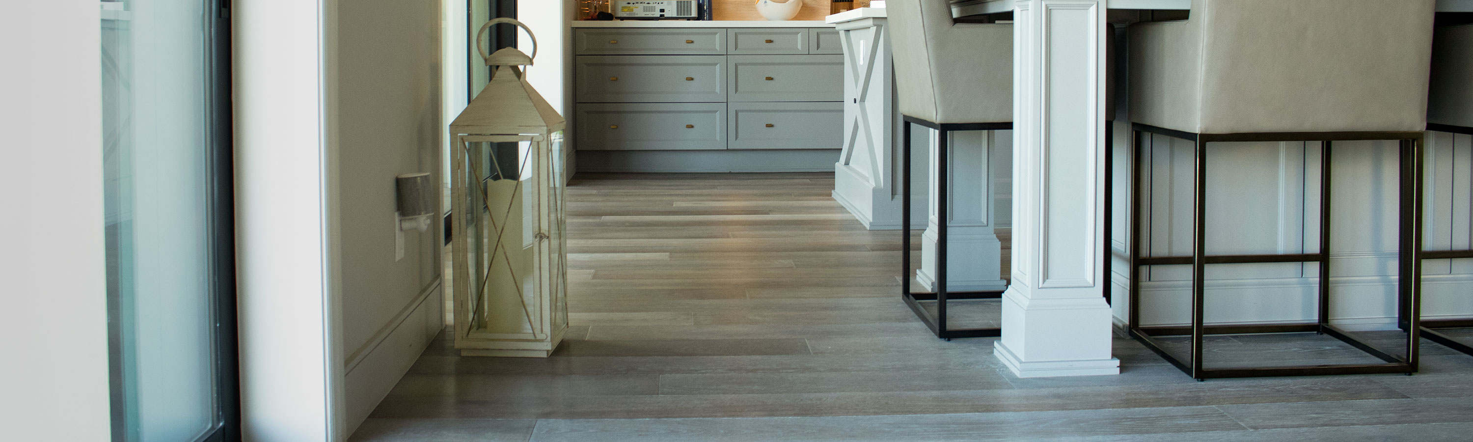 Shaker Oak with Microban Orleans Collection
