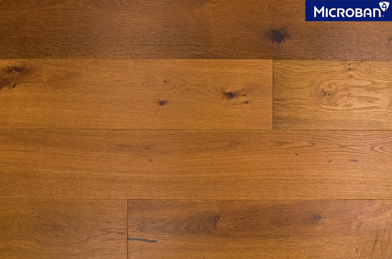 Artistry Flooring Orleans Collection Cinnamon Oak